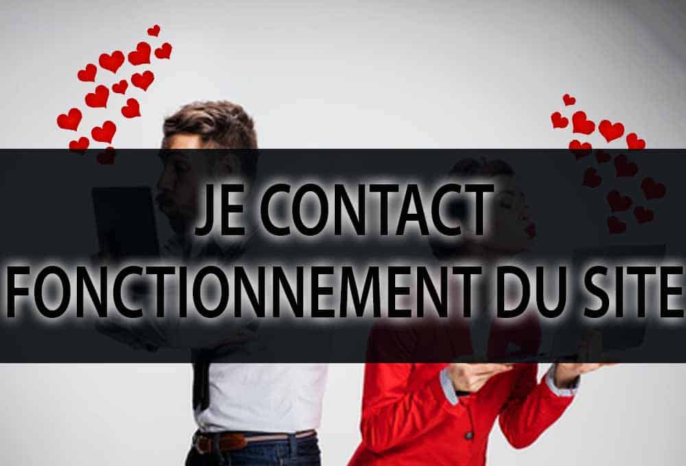 Sites de rencontres je contact
