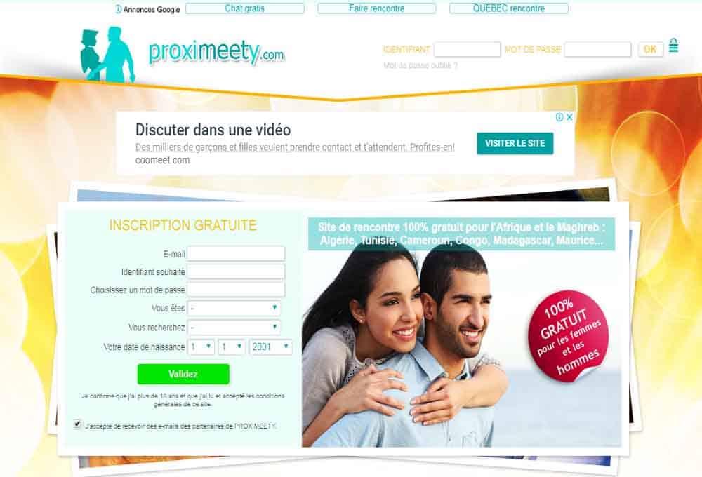 Classement des sites de rencontre sur internet