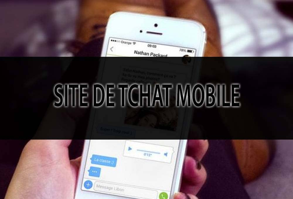 Tchat mobile
